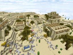 1.16.X  Improved Desert Village Structure Datapack Minecraft Data Pack