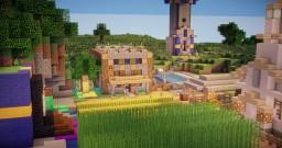 Pewdiepie's Minecraft Survival World [v2.0] {ORIGINAL} Minecraft Map & Project