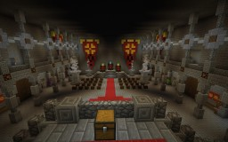 Stronghold Escape Minecraft Map & Project