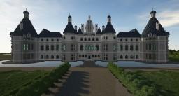 Chateau Chambord Minecraft Map & Project