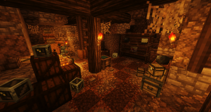 Reaver Storage