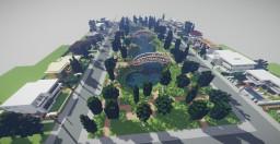 Modern Neighborhood 2 (Video) Minecraft Map & Project