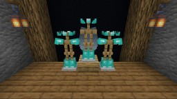 Minimal Armor Minecraft Texture Pack