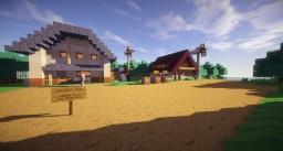 Pixelmon Johto, Johto Region Re-make Minecraft Map & Project