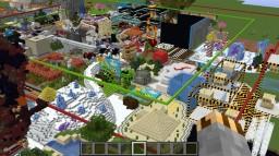 The Wonders Creative World Of KKai2004 Minecraft Map & Project