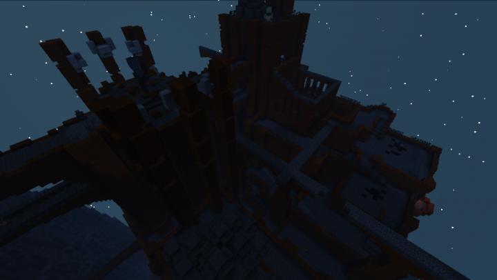 Sen Fortress