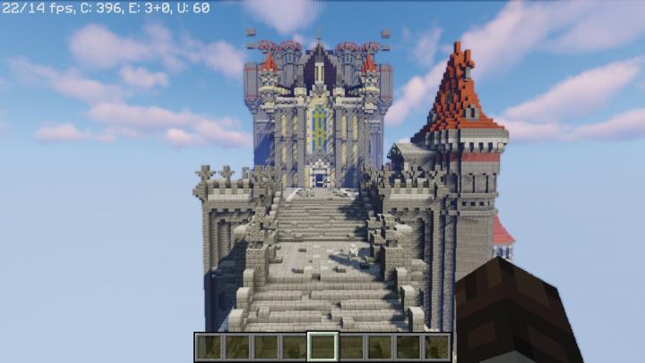 Twin Prince Castel From Dark Souls 3