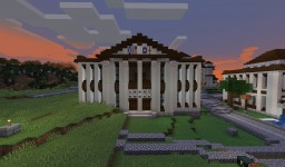 Turtle Bay Courthouse Minecraft Map & Project