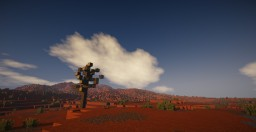 Apocalypse Desert Survival Map MASSIVE 6K x 6K - Desert, Outback - Full Ores And Caves - DOWNLOAD NOW Minecraft Map & Project