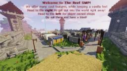 Best Semi-Vanilla SMP in Minecraft ~ 1.16 ~ Reef MC Minecraft Server