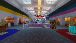 Infamous Failed 1980's Mall - Belz Factory Outlet Mall In Allen, TX Minecraft Map & Project