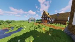 Medieval Inn/Tavern Minecraft Map & Project