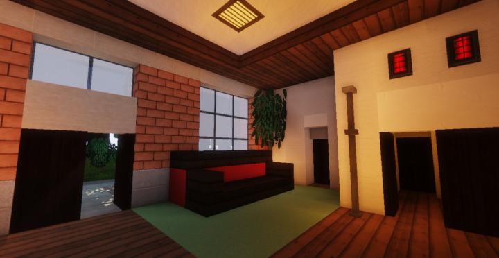 Lounge for Firemen