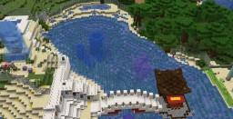 1.14 Custom Villages Minecraft Map & Project