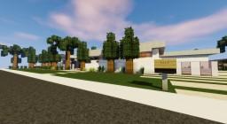 1210 Diamond Drive Ranch Minecraft Map & Project