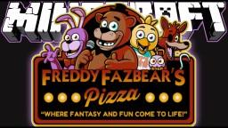 [READ THE DESCRIPTION] Freddy's Fazbear Pizzeria Minecraft Map & Project