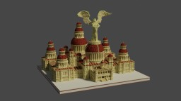 Angel Palace Minecraft Map & Project