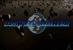 Astro-Miner (1.14.4 Vanilla Adventure Map) Minecraft Map & Project