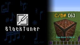 BlockTuner Minecraft Data Pack