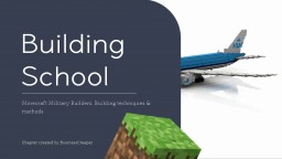 How to make realistic aircraft in minecraft   1.5:1 scale   Methods & Techniques Minecraft Blog