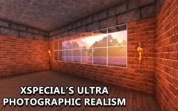 xSpecial's Photographic DSLR Realism 256x256 Version (VRAY) Minecraft Texture Pack
