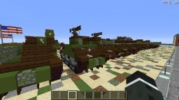 M4 Sherman - America Minecraft Map & Project