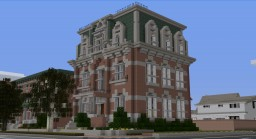 1315 Liverpool St - Pittsburgh, PA Minecraft Map & Project