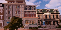 1311 Liverpool St - Pittsburgh, PA Minecraft Map & Project