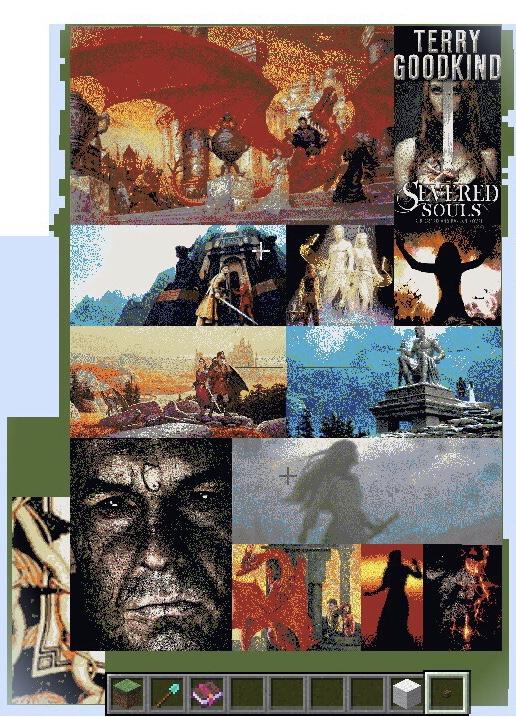 World Record Pixel Art Progress Missing The Frame Still