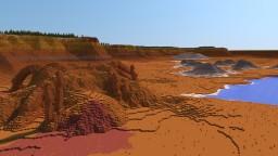 Kaiparowits (4k x 4k) Minecraft Map & Project