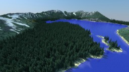 Madera Valley (3k x 3k) Minecraft Map & Project