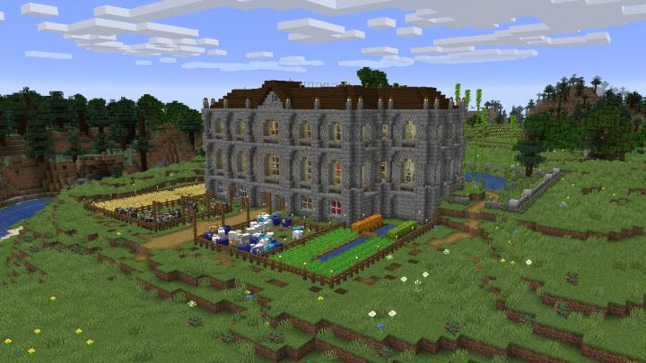 Mansion Base