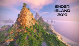 Ender Island - Survival Island Adventure Map - Dungeons, Bosses, Quests 2019 Minecraft Map & Project