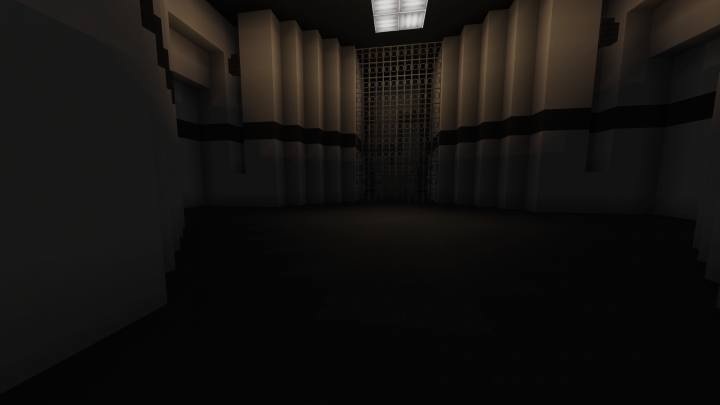 Just a concept Light Containment room