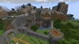 Willow Tree Castle Minecraft Map & Project