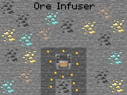 Ore Infuser Minecraft Data Pack