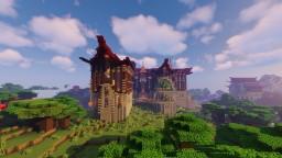 Dark Oak Mansion Minecraft Map & Project