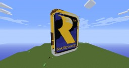 Rare Logo (Donkey Kong Country) Minecraft Map & Project