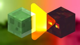 Slime To Magma Cube Conversion Minecraft Data Pack