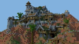 Claytop Island Minecraft Map & Project