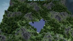 1024x1024 | Abandoned lake Minecraft Map & Project