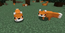 The Foxes and the Ruins Minecraft Blog