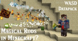 Zelda Magical Rods [Data Pack] Minecraft Data Pack