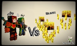 Tv Show, Brothers Vs Blazes Minecraft Blog