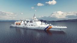 Vietnam coast guard Future ( DN-7000) Huế - class Minecraft Map & Project