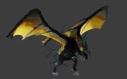 Lightning Dragon Minecraft Map & Project