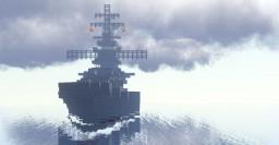 [Download Avaliable] (Proj-01) Muhyou-Class Destoryer [Muhyou] Minecraft Map & Project
