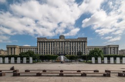 House of soviets in S.Petersburg Minecraft Map & Project