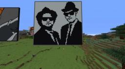 Pixel Art Minecraft Maps & Projects - Planet Minecraft