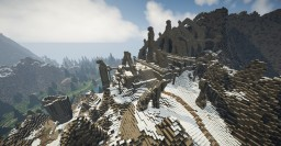 Bleak Falls Barrow V2 , full interior (Skyrim, TES) Minecraft Map & Project